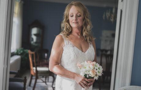 Wedding at Ralph Connor House Winnipeg