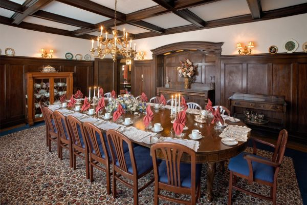 Formal Dining Room at Ralph Connor House