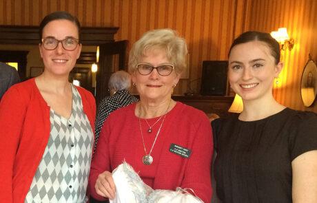 multi aged women at UWC