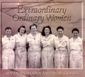 extrodinary ordinary women book cover